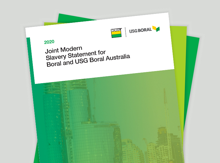 Joint Modern Slavery Statement
